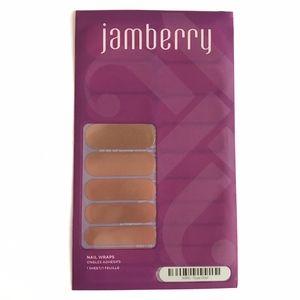 Jamberry Nail Wraps Full Sheet Rose Gold